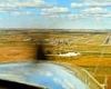 w1971-04 Approaching Calgary Airport