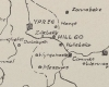 5LFA War Diary - Map Ypres Hill 60
