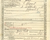 John Blair - Demobilization