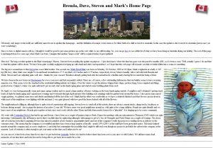 blairwebpage1999